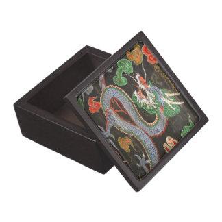 Dragón del asiático de sudcoreano Seul Namdaemun Cajas De Regalo De Calidad