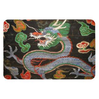 Dragón del asiático de sudcoreano Seul Namdaemun Imanes