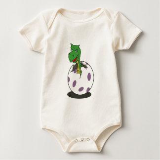 Dragón del bebé body para bebé