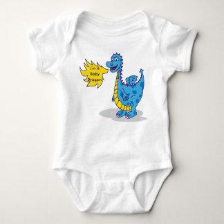 Dragón del bebé - muchacho playera