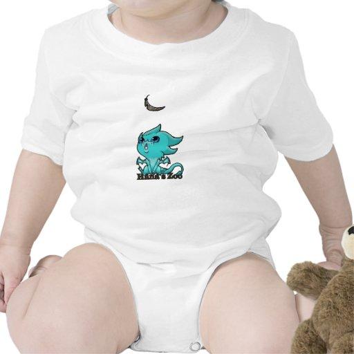 dragón del bebé trajes de bebé