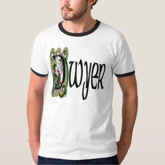 Dragón del Celtic de Dwyer Camisas