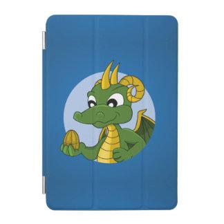 Dragón del dibujo animado cubierta de iPad mini