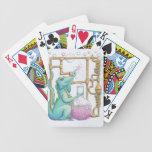 Dragón del estallido barajas de cartas