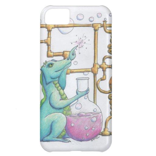 Dragón del estallido funda para iPhone 5C