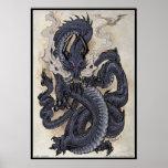 Dragón del este posters