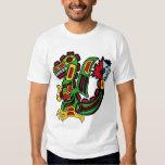 dragón del Haida del color Playera
