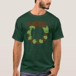 Dragón del jade playera