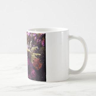 Dragón del mar taza básica blanca