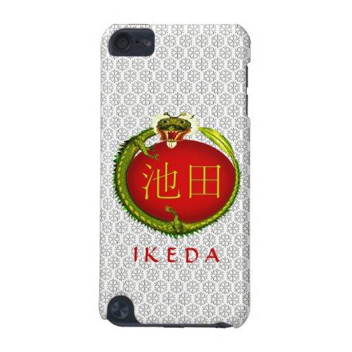 Dragón del monograma de Ikeda
