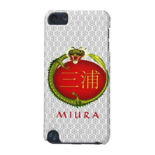 Dragón del monograma de Miura