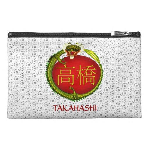 Dragón del monograma de Takahashi