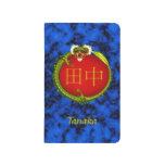 Dragón del monograma de Tanaka Cuadernos Grapados
