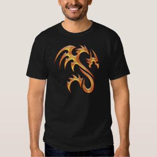 Dragón del oro polera