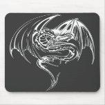 Dragón del Wyvern de Manga Tapete De Raton