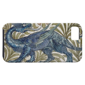 'Dragon' design for a tile (w/c on paper) iPhone 5 Cover