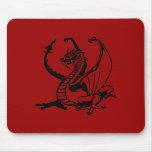 Dragon Design Mouse Pads