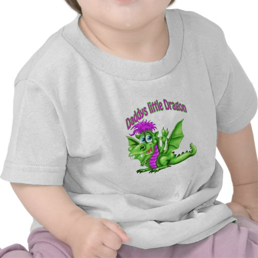 Dragon design t shirt