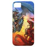 dragón dos iPhone 5 protector