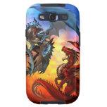 dragón dos samsung galaxy s3 coberturas