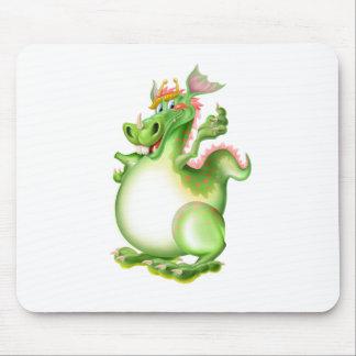 Dragon, Drachen, dragão, dragón, Mouse Pad