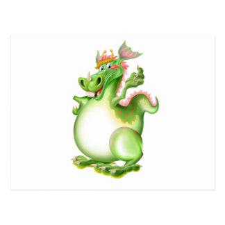 Dragón, Drachen, dragão, dragón, Postales
