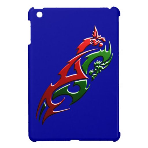 Dragon dragee ONS Cover For The iPad Mini