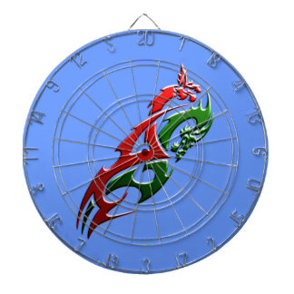 Dragon dragee ONS Dartboard With Darts
