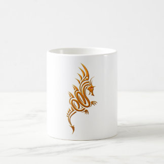 Dragon dragon coffee mug