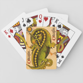 Dragon Dragon Playing Cards