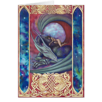 Dragon Dreaming. Card