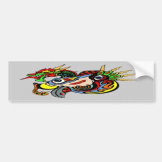 Dragon Dreams Bumper Stickers
