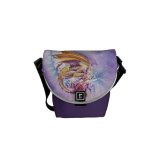 Dragon Dreams Messenger Bag
