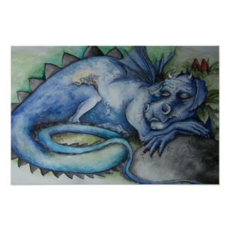 Dragon Dreams Print