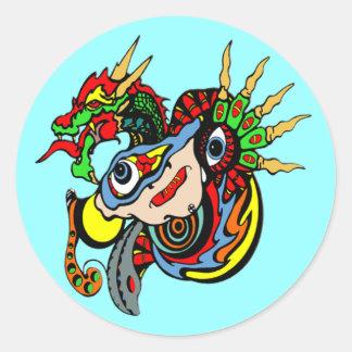 Dragon Dreams Stickers