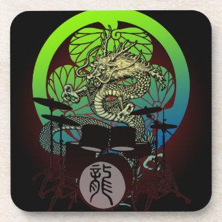 Dragon Drum 03 Coaster