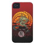Dragon Drum 04 iPhone 4 Case-Mate Funda