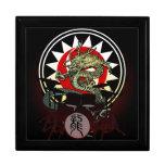 Dragon Drum 06 Trinket Box