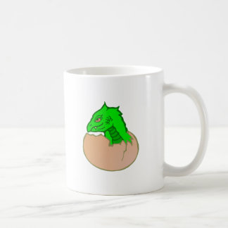 Dragon egg dragon egg coffee mug