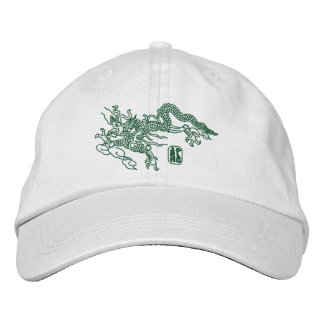 Dragon Embroidery Baseball Cap