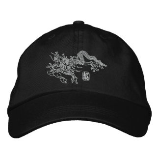 Dragon Embroidery Cap