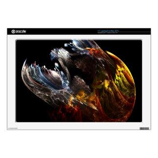 """Dragon Emerging 17"""" Laptop Decal"""