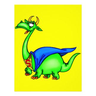 """Dragón estupendo folleto 8.5"""" x 11"""""""