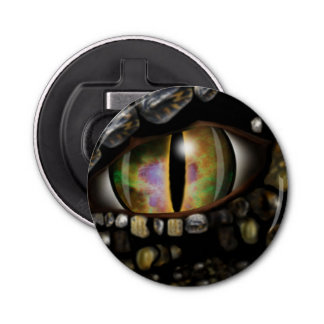 Dragon Eye Magnetic Bottle Opener