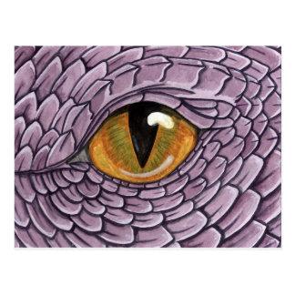 Dragon Eye Postcard