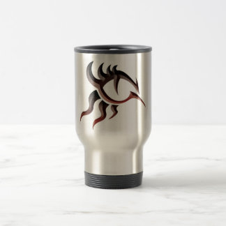 Dragon Eye Tat Travel Mug