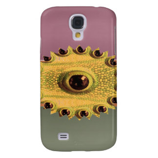 DRAGON Eye : ZPRO Professional Metal Finish Colors Samsung Galaxy S4 Case
