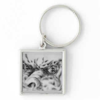 Dragon Eyes keychain keychain