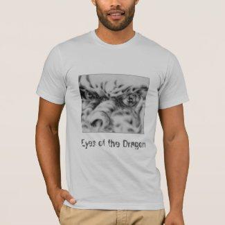 Dragon Eyes t-shirt - customizable shirt
