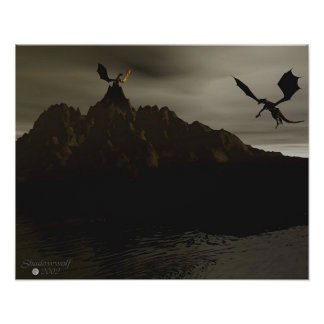 Dragon Eyrie Poster